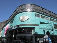Les centres commerciaux et hypermarch s de la principaut - Illa centre comercial ...
